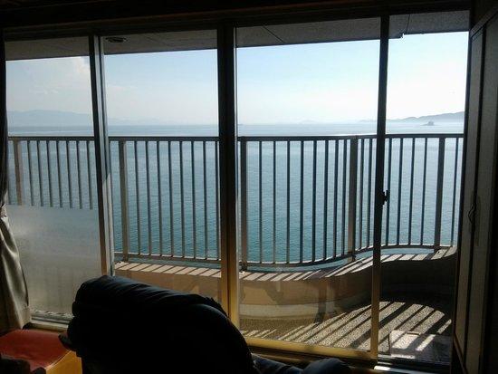 Shiosai Kirara Shokichi: view from room