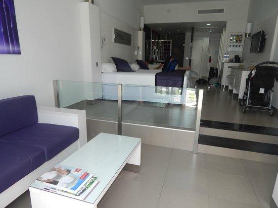 Hotel Riu Palace Mexico : Habitaciones