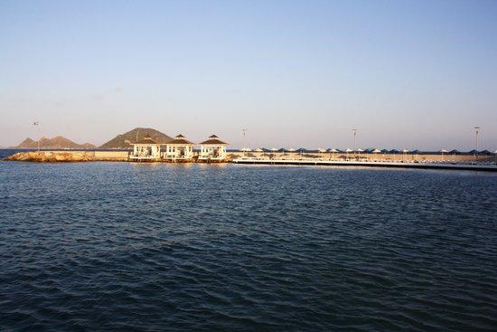 La Blanche Resort & Spa: Vue de la plage