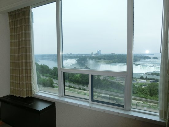 Niagara Falls Marriott on the Falls : フォールズビュー