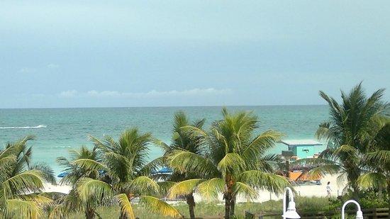 Best Western Atlantic Beach Resort: vista desde la habiutacion