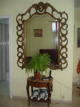 Casa Maura Habana Vieja: Sala