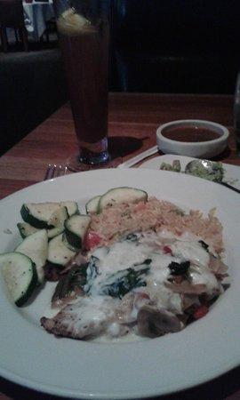 Cantina Laredo: Such an amazing dinner