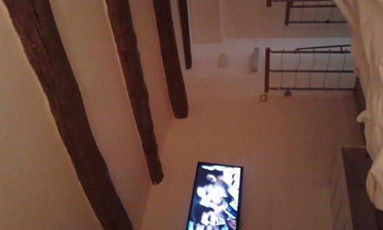 La Piazzetta Guest House : tv