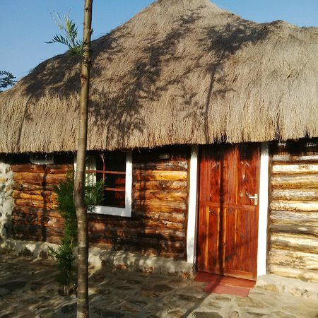 Maralal - Ngari Hill Guesthouse: I stayed at in this cottage