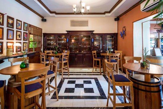 Savoy Hotel Yangon : Le Bistro