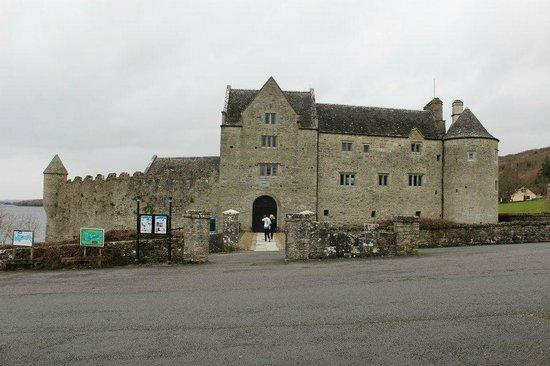 Lough Gill: Parkes Castle A.K.A O'Rourkes Castle