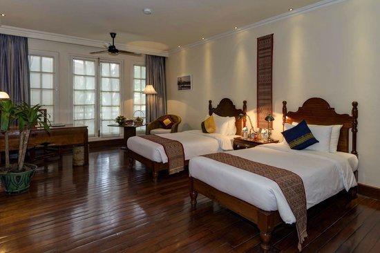Savoy Hotel Yangon : Twin Room