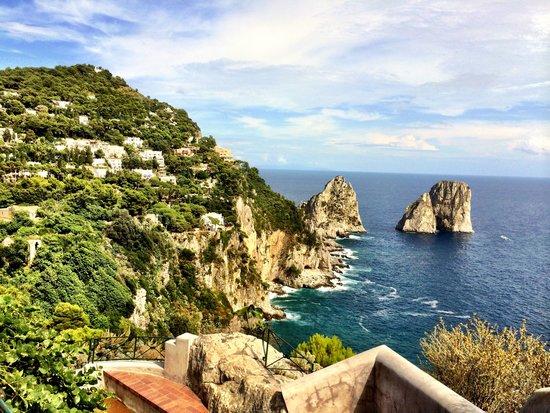 Giardini di Augusto: Can Beat the View