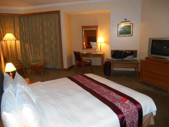 Imperial Hotel: Hotel Room, very nice.