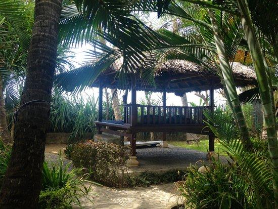 Villa Selina: Bengong