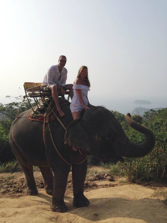 KokChang Safari Elephant Trekking: Driving ourselves