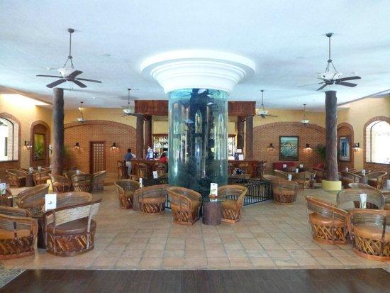 Iberostar Paraiso Lindo: lobby bar