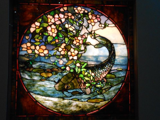 Museum of Fine Arts: Stained Glass