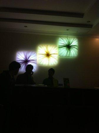 Siem Reap Evergreen Hotel : Reception