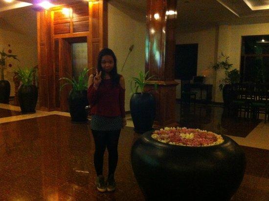Siem Reap Evergreen Hotel : hehe