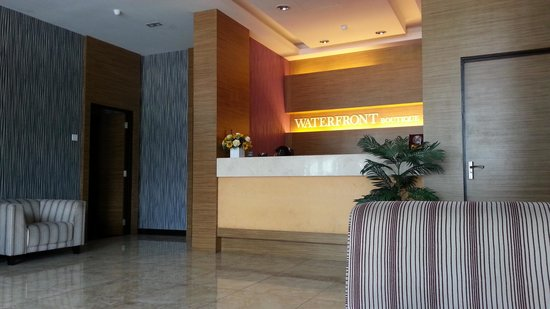 Waterfront Boutique Hotel : lobby1