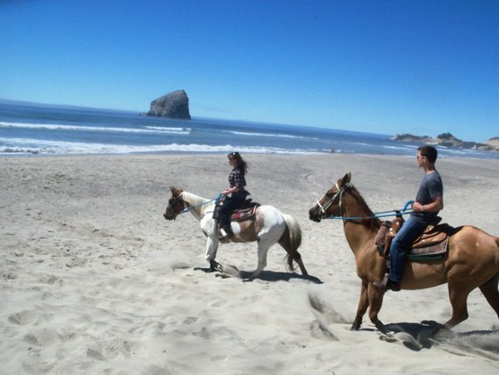 Green Acres Beach & Trail Rides: _