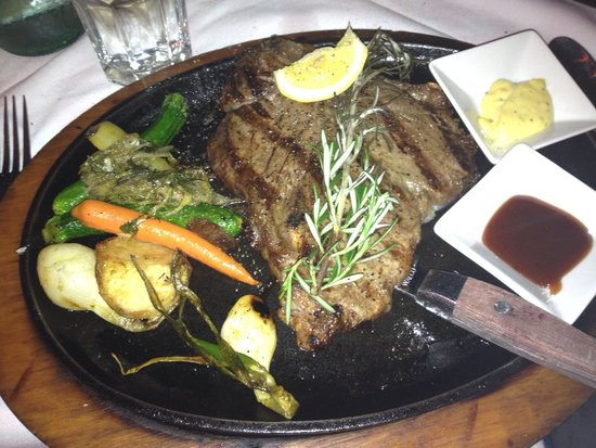Hosteria Romana : Carne eccezionale!