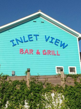Inlet View Bar and Grill: Inlet View