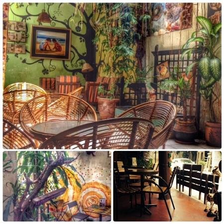 Calanthe Art Cafe : lovely cafe