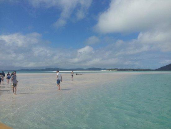 Ocean Rafting: white heaven beach