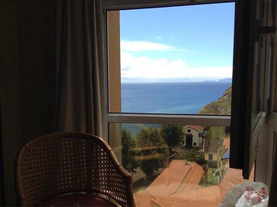 Dom Pedro Madeira : Вид из номера 8 этаж