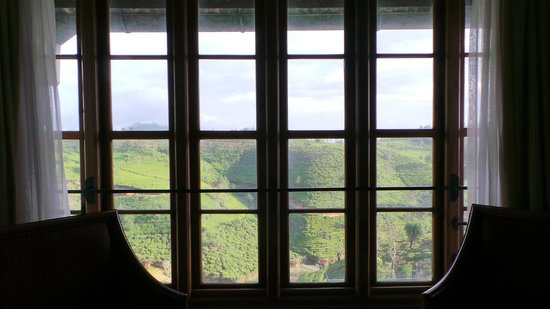 Heritance Tea Factory: View from the room