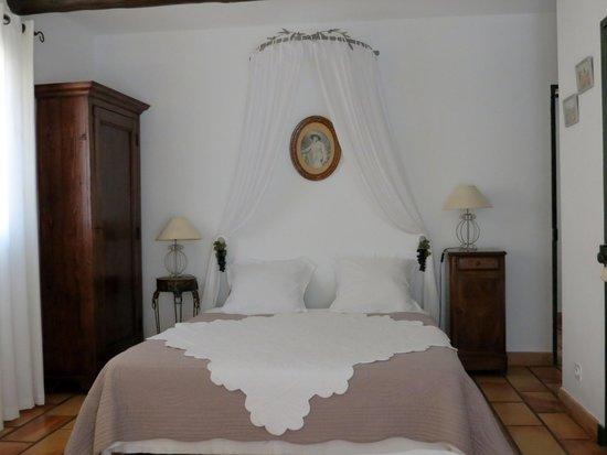 Domaine du Bois Vert : Chambre Camille