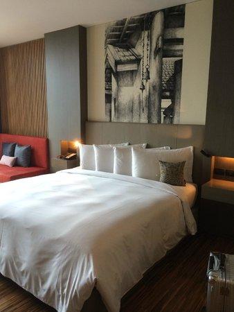 SO Sofitel Bangkok: bedroom