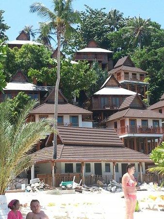 Phi Phi The Beach Resort: Супер отель