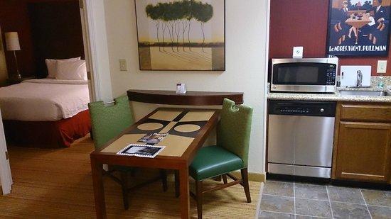 Residence Inn Little Rock: Kitchen