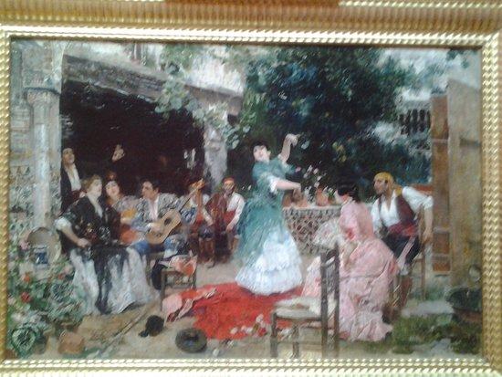 Musée Sorolla : le famenco