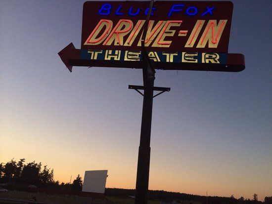Blue Fox Drive-In Theatre