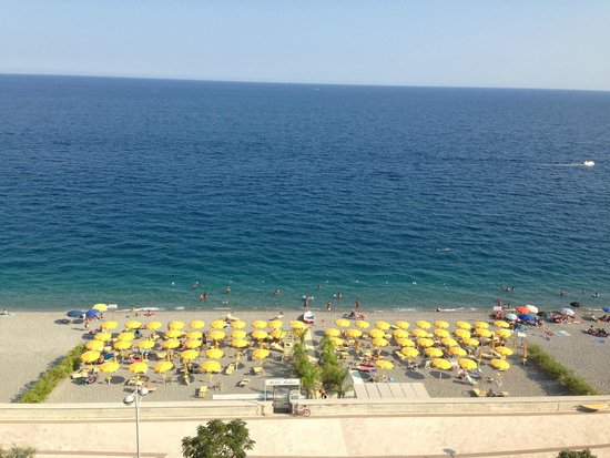 Hotel Palace: spiaggia