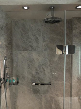 Mandarin Oriental, Geneva : Shower Stall