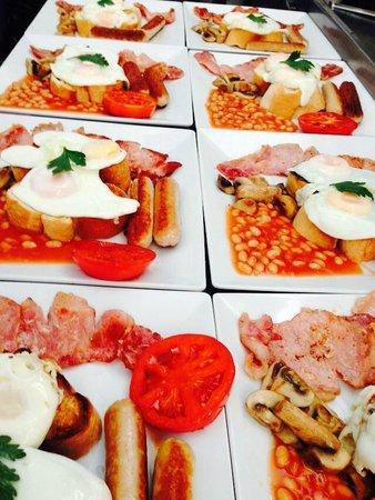 Four Seasons Dalyan: best english breakfast