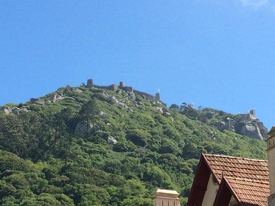 Moon Hill Hostel : Castello dos mouros