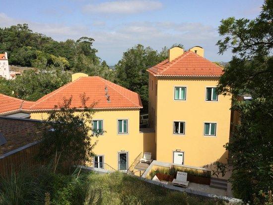 Moon Hill Hostel : Vista desde Sintra