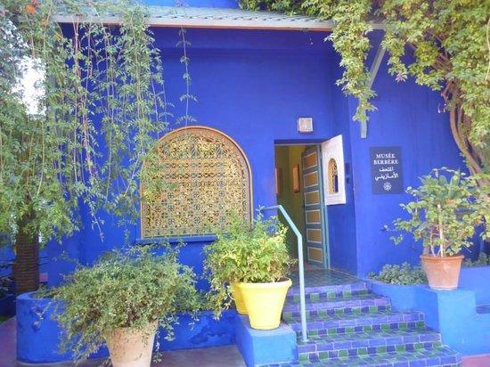 Jardin Majorelle : Museum of Islamic Art in the gardens