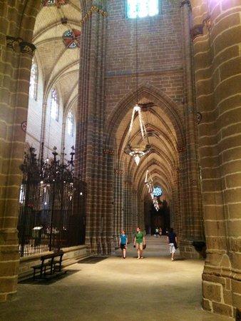 Pamplona Catedral: Fascino medio evale