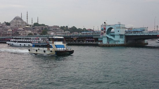 Bosphorus Strait: croisière bosphore