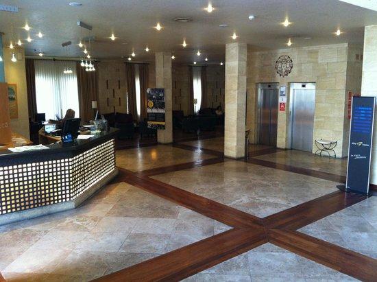 Hotel Abba Fonseca: Hall