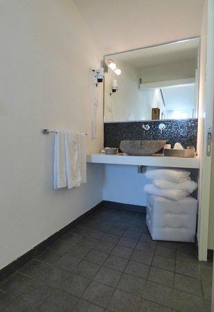 Hotel Borgo Pantano: bagno stanza