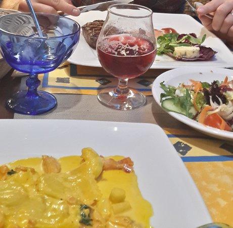 Il Vecchio Mulino : фото блюд