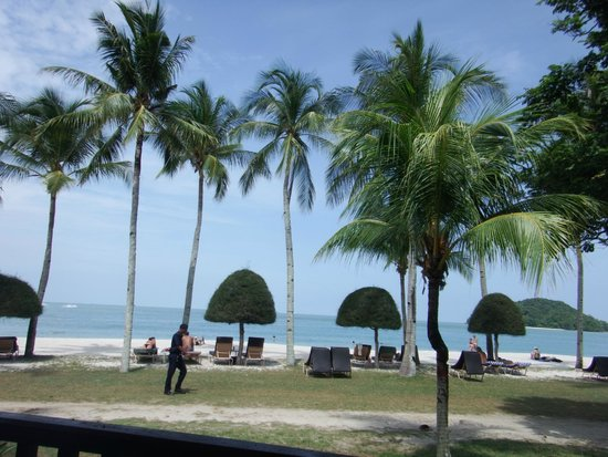 Meritus Pelangi Beach Resort & Spa, Langkawi: our wonderful Beach
