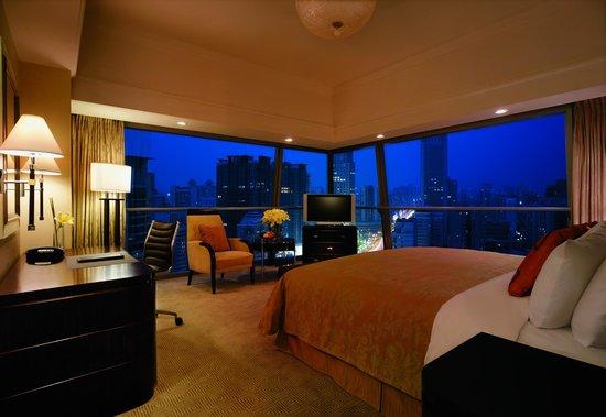 Shangri-La Hotel,Xian: Executive City Veiw King