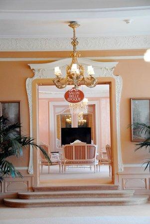 Eden Palace au Lac : отель
