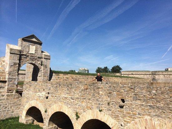 Conjunto Fortificado de Pamplona: Puente