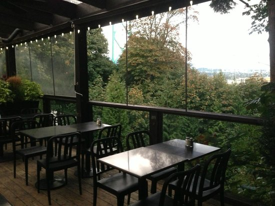 Stanley Park: View from Cafe